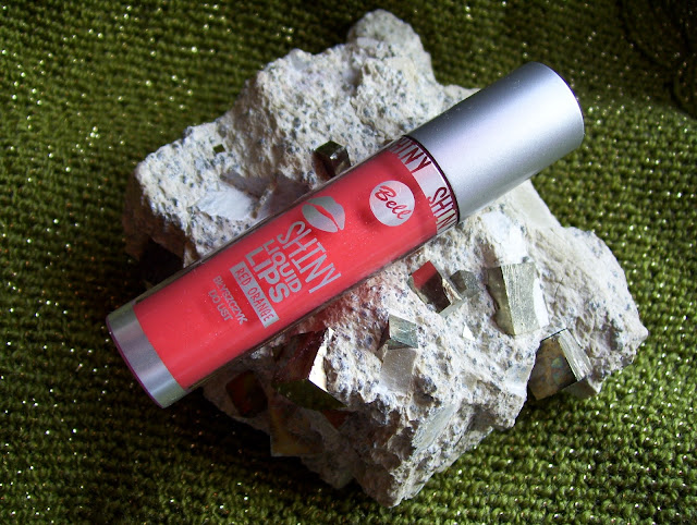 Shiny Liquid Lips Red Orange - Bell.