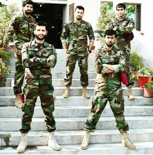 The Great SSG Commandos ( Special Services Group) Pakistan