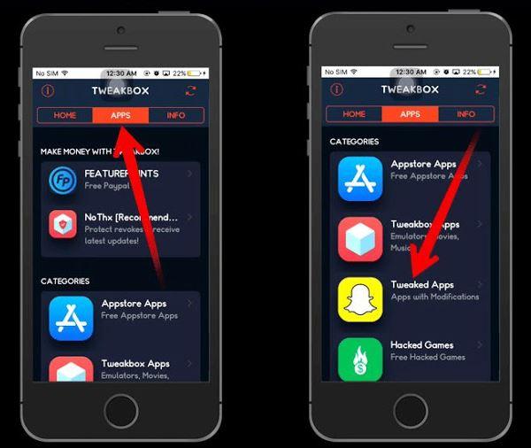 cara wa tidak terlihat online iphone