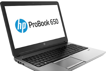 Download HP ProBook 650 G1 Drivers Windows 8.1 64bit