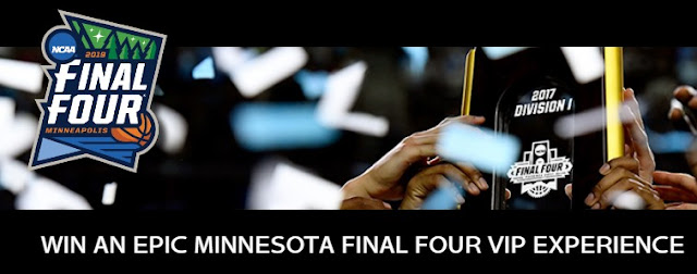 Final Four VIP Sweepstakes