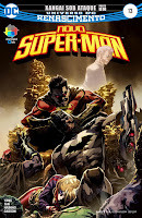 DC Renascimento: Novo Superman #13
