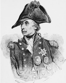 Lord Nelson KB after a painting by AW Devis  from Horatio Nelson and the Naval   Supremacy of England by W Clark (1890)