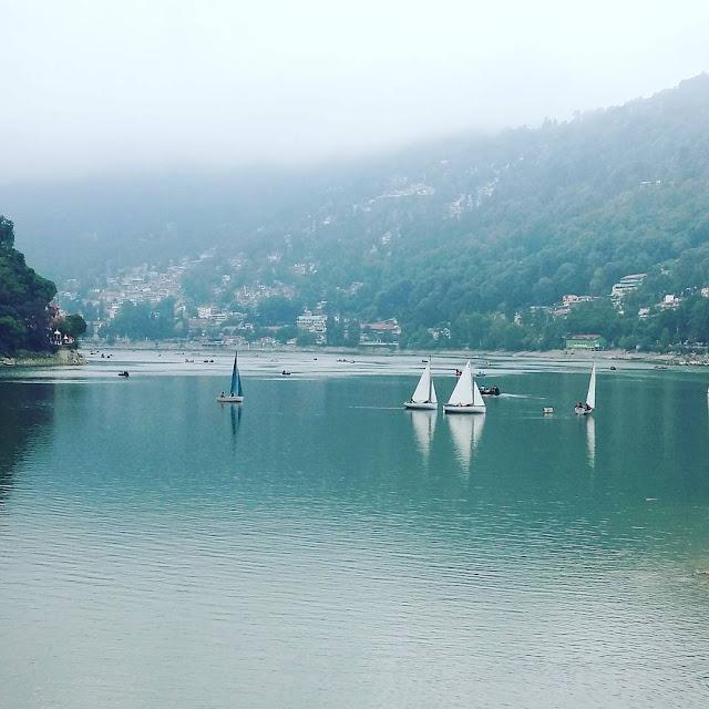 Misty Naintal Lake