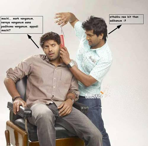 Funny Santhanam Trolling Pictures Collection