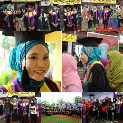 My Graduation. Me HAPPY!!