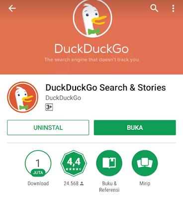aplikasi duckduckgo android