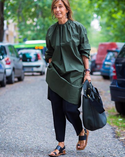 Fashion Inspiration: Consuelo Castiglione designer Marni a Milan Fashion week