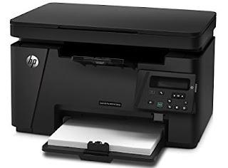HP LaserJet M126a Drivers & Software Download