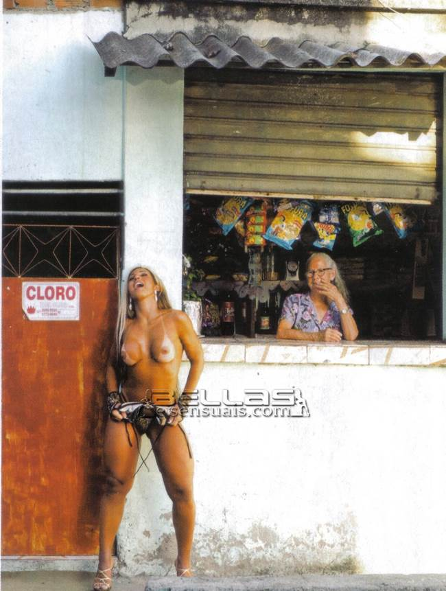 Valesca Popozuda nua, pelada na Playboy 33