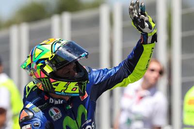 Tercecer di Catalunya, Ini Masalah yang Membelit Rossi