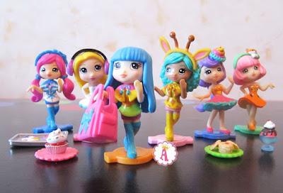 Куклы сюрпризы в хлопушках
