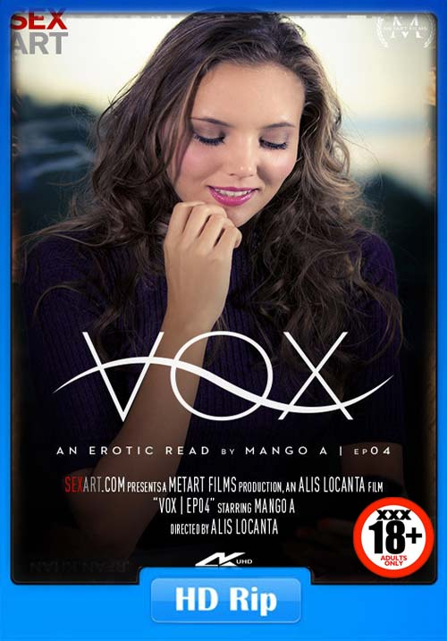 [18+] Vox Episode 4 SexArt 2016 Poster