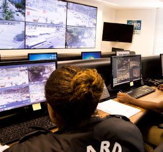 Guarda Municipal passa a monitorar orla do Rio de Janeiro com câmeras exclusivas