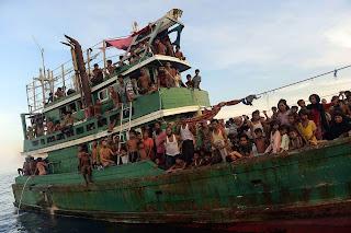 Sampai Saat Ini Jumlah Pengungsi Asing di Aceh 1.722 Orang