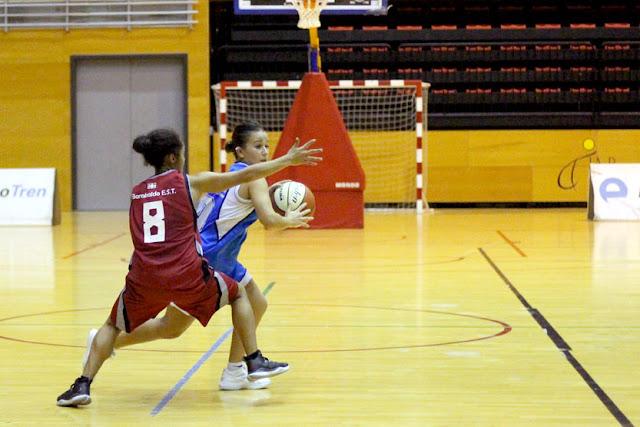 Baloncesto | El Ausarta Barakaldo EST afronta una difícil prueba en liga ante el Loiola Indautxu