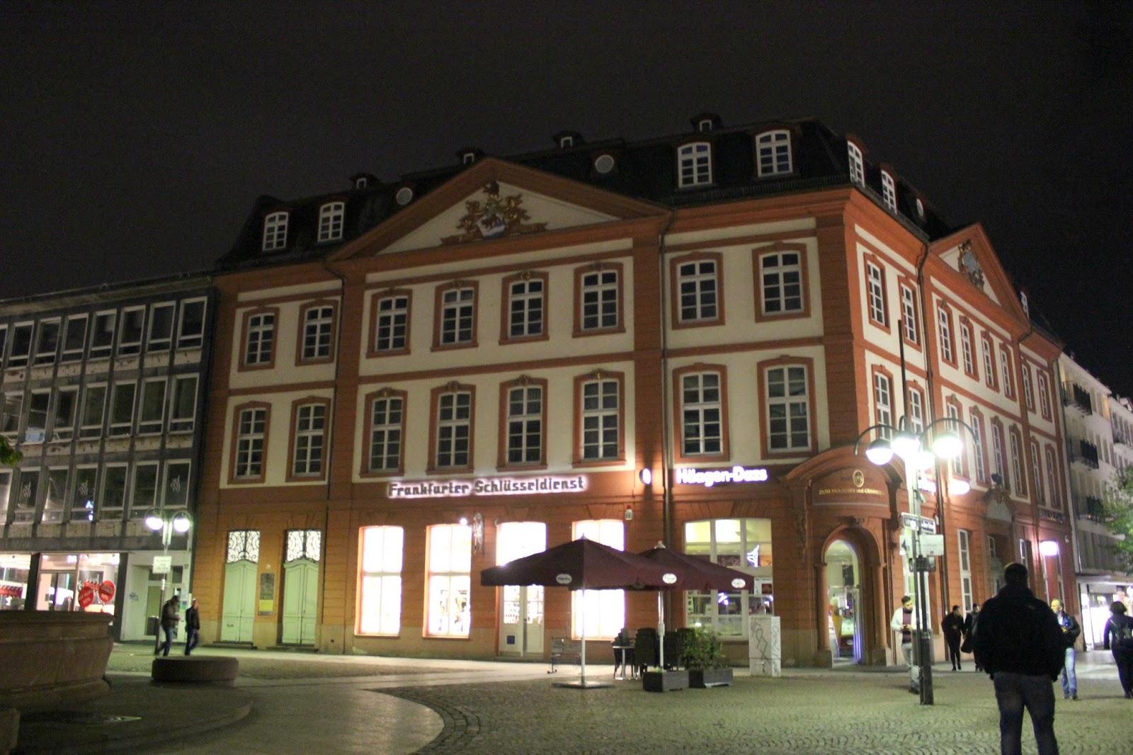 Ραντεβού καφέ Φραγκφούρτη