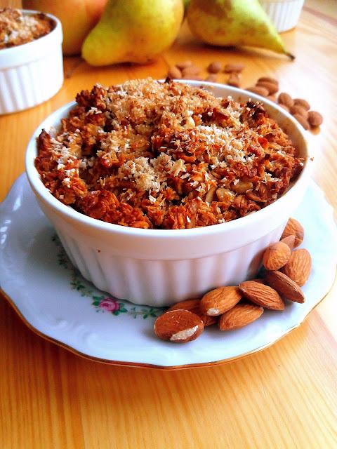 Pieczona owsianka / Baked Oatmeal