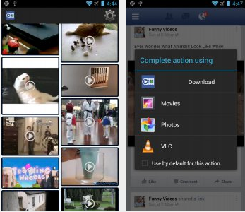 Video downloader for facebook apk download