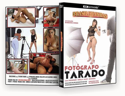 CAPA DVD – Fotógrafo Tarado Brasileirinhas – ISO