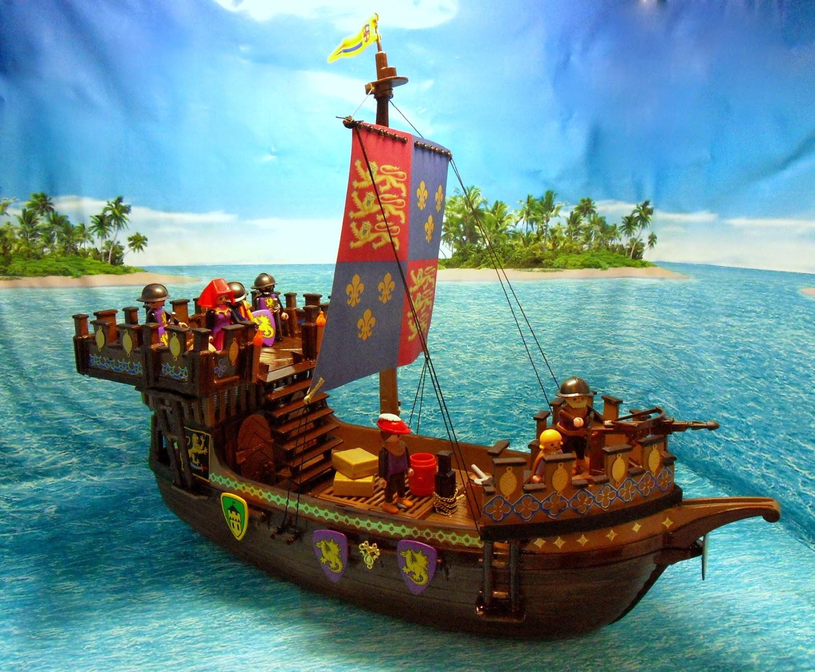 Medieval Cog Ship Thomas ~ Emma.J's Medieval