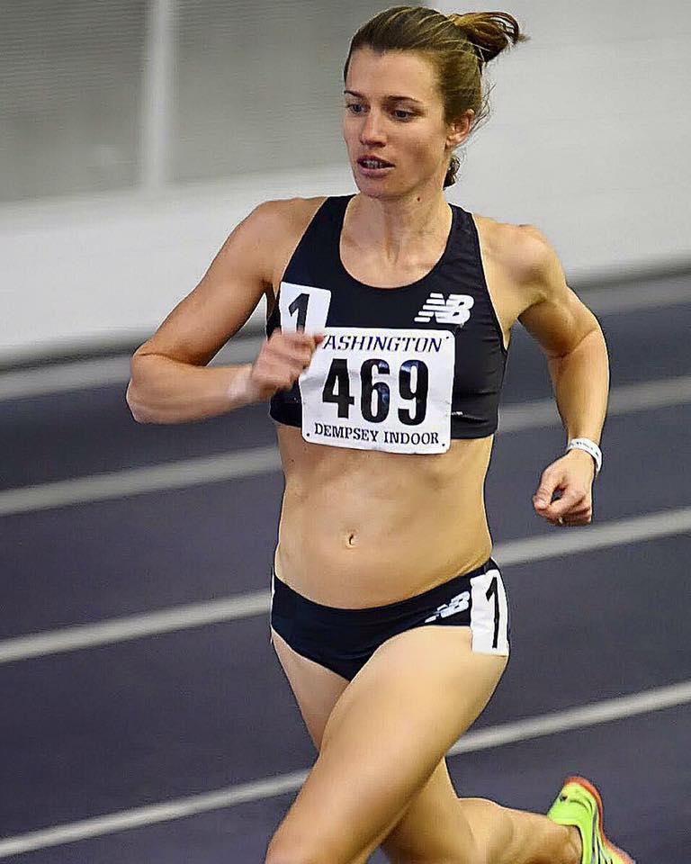 info for 41228 5193a Former Montgomery HS, UC Davis runner Kim Conley runs indoor 5K in 15 09