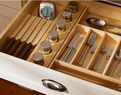 15 Desain Rak Dan Laci Dapur Minimalis Untuk Menyimpan Barang Yang Kreatif Dan Inovatif 15