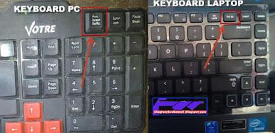 Kebanyakan aktifitas menangkap layar monitor  Cara Mengambil + Menyimpan Gambar/Screenshot Tampilan PC Dg Paint