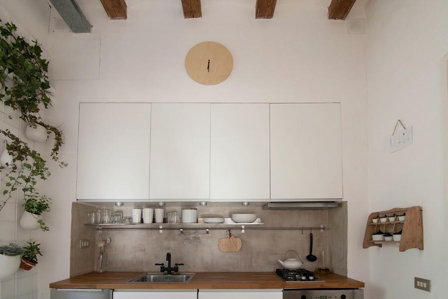 Piso de diseño en Barcelona