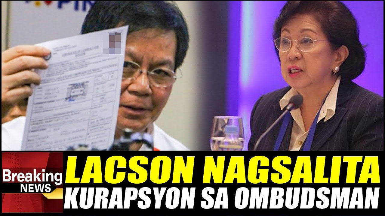LOOK: Ping Lacson Finally Speaks on Ombudsman Corruption