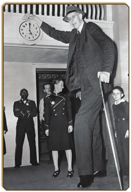 vintage everyday: Photos of Robert Wadlow - The Tallest Person in History