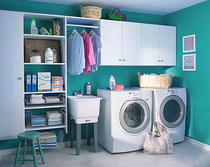Heart Maine Home: Our next project: Building a laundry room