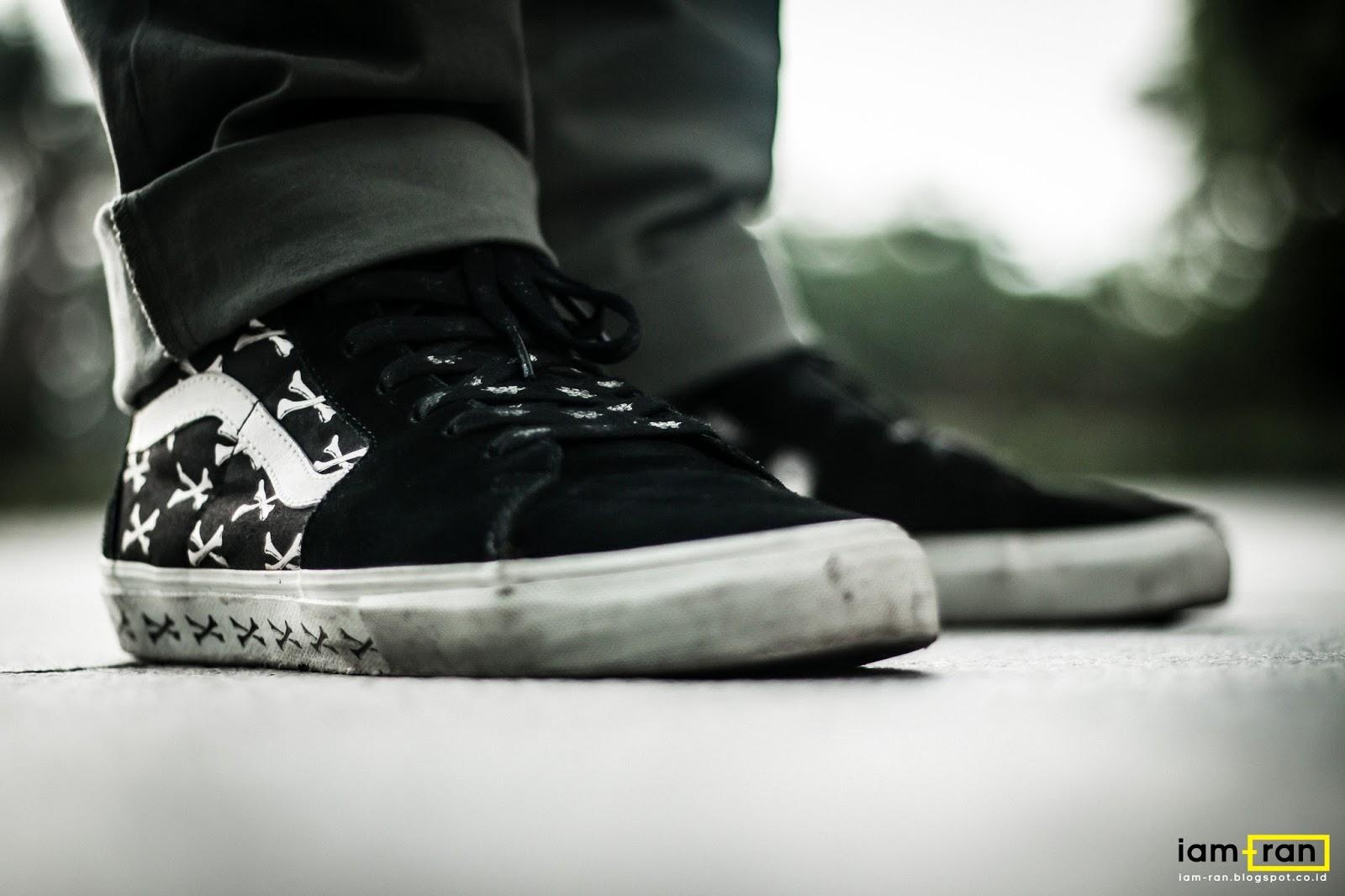 b20ab1cdfc4681 Arfan Okky on feet   Sneakers   Vans SK8 hi x Syndicate x Wtaps 003