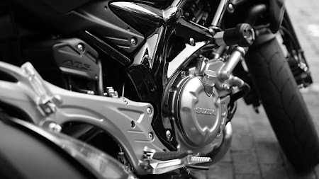 Motorcycle Engine (Free)