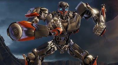 Hot Rod - Karakter Lama Robot Yang Kembali Muncul Dalam Film Transformers