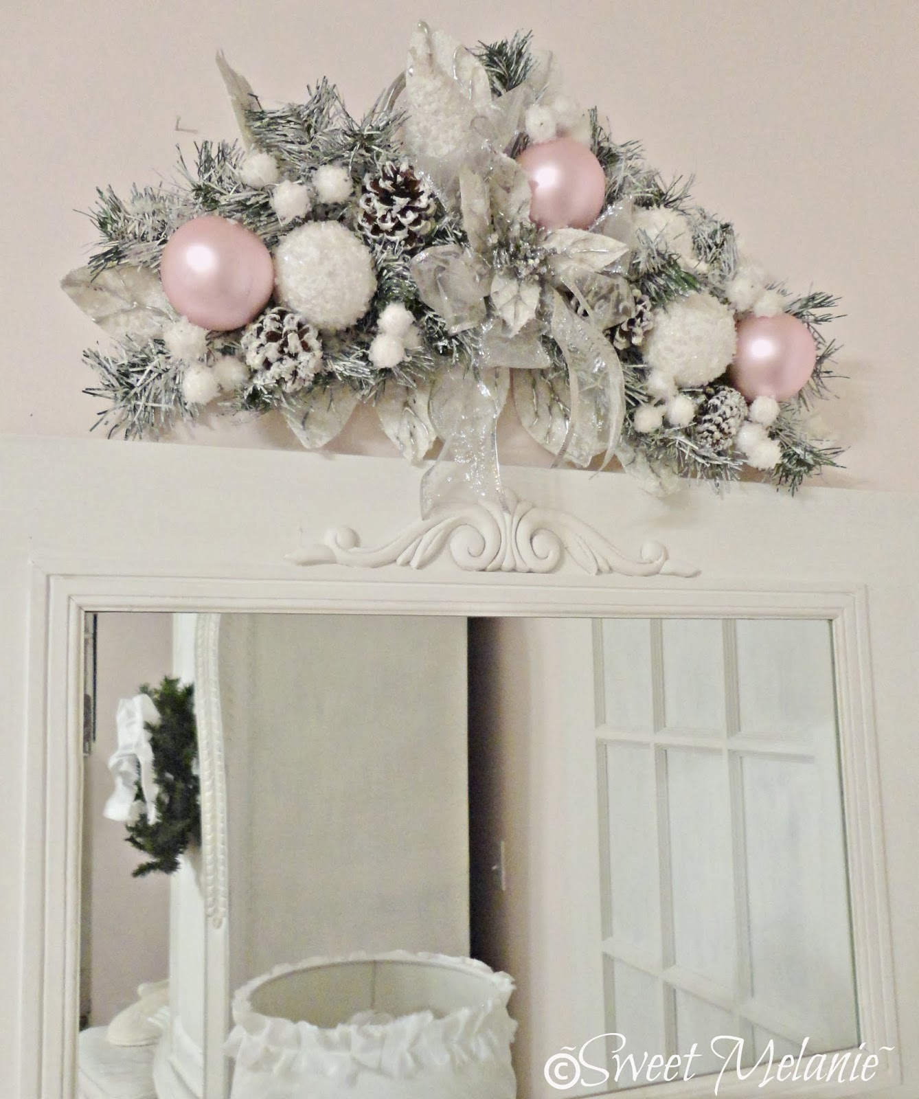 Olivia's Romantic Home: Sweet Melanie's Christmas Home Tour
