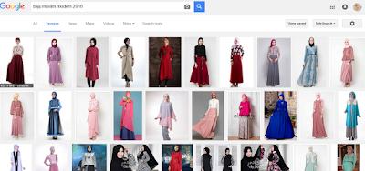 google image baju muslim modern 2016