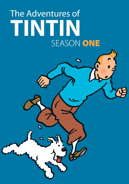 The Adventures of Tintin: Season One [Latino]