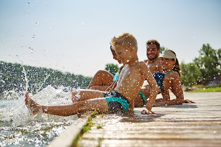 Baño seguro en el mar, piscina, río o pantano - Fénix Directo Blog