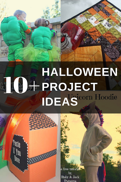 Easy DIY Halloween Project Ideas for kids and adults