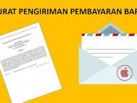 Cara Membuat Surat Pengiriman Pembayaran Barang/Produk