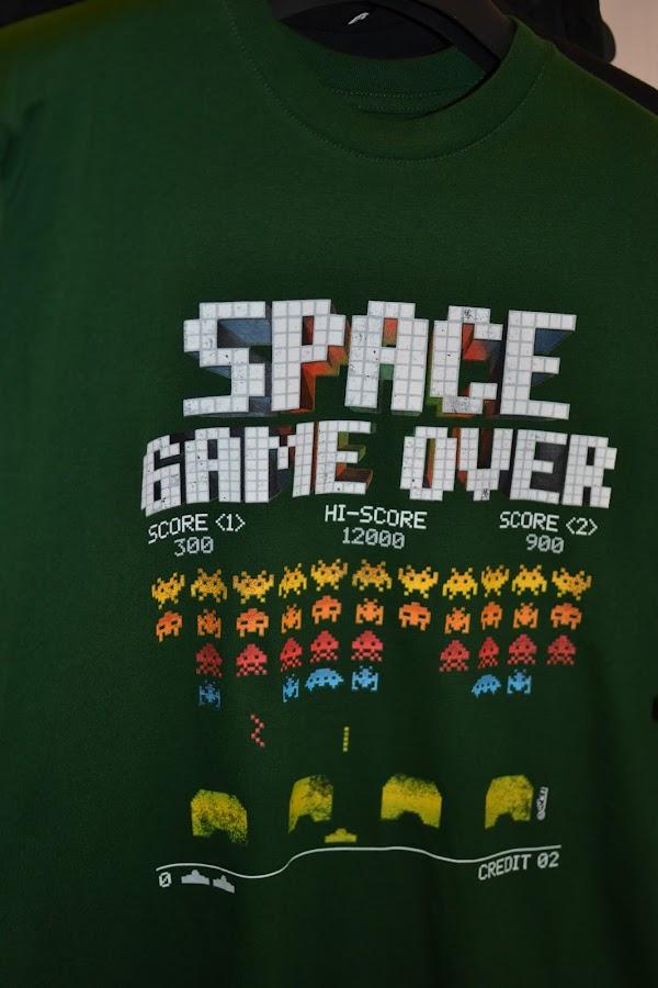 """Camiseta Atari Negra"""
