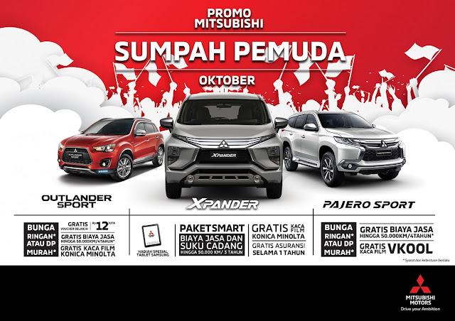 Promo Mitsubishi Tangerang Oktober