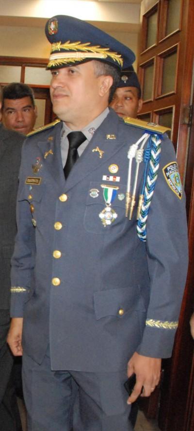 General Pichardo Reynoso, será el nuevo Director Regional Sur con. Asiento en Barahona, en sustitución del general licenciado Jacinto Minaya Herrera,