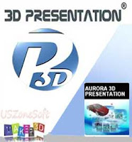 Aurora 3D Presentation actually 3D design based files presentation, 3D flash animation presentation, 3D video presentation, 3D PowerPoint presentation, 3D Image Wall presentation, 3D Model presentation and Interactive presentation etc software