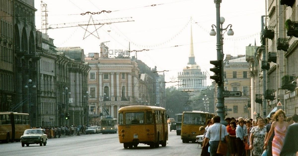 вот ретро фото ленинграда большинство все-таки сходятся