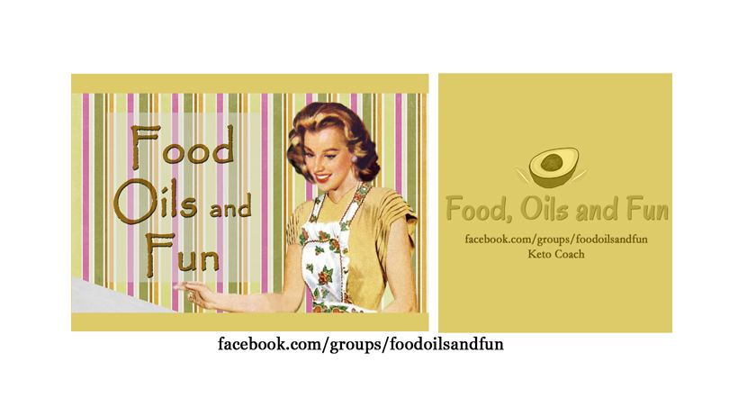 Food Oils and Fun