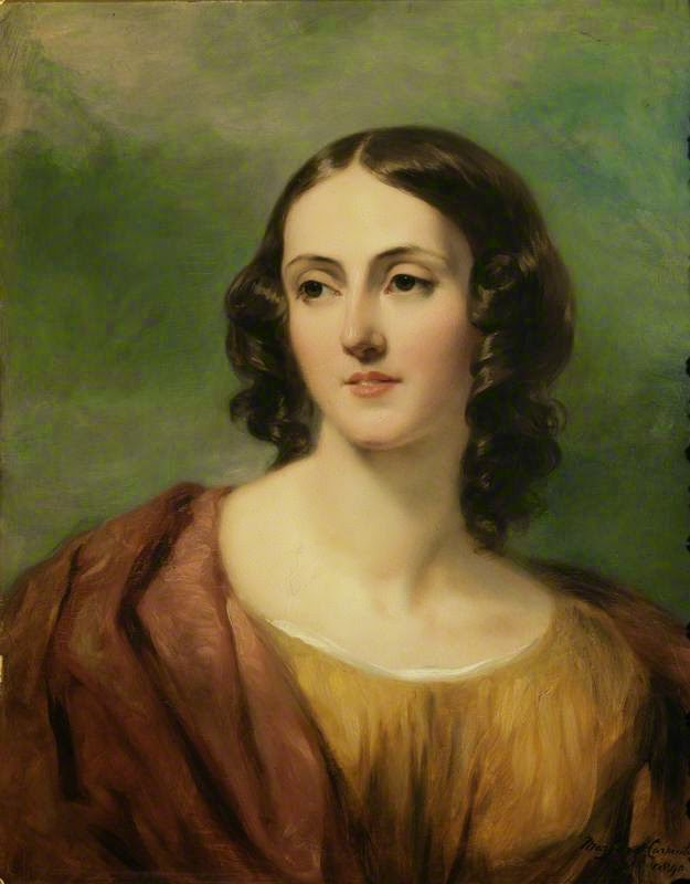 Lady Harriet Hamilton (1840), Margaret Sarah Carpenter