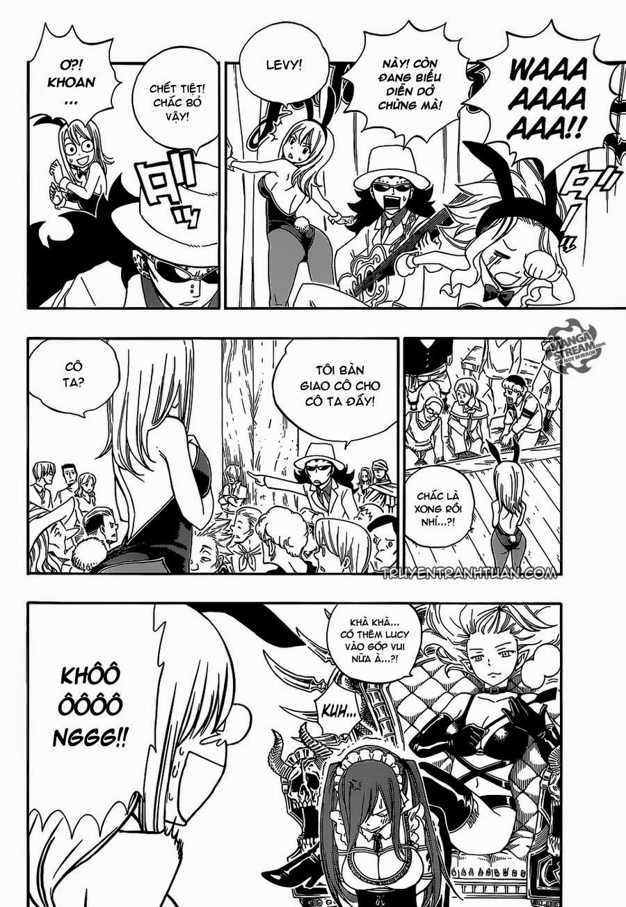 Fairy Tail Chap 349