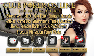 Qiu Qiu Poker Online Indonesia Withdraw Via Pulsa Handphone